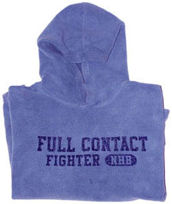 Reverse Fleece Hooded Shirt