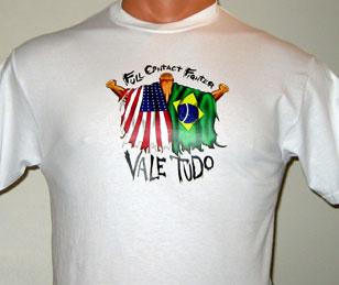 FCF Fale Tudo T- shirt