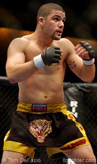 Jersey Fight Club MMA Instructor Chris Ligouri