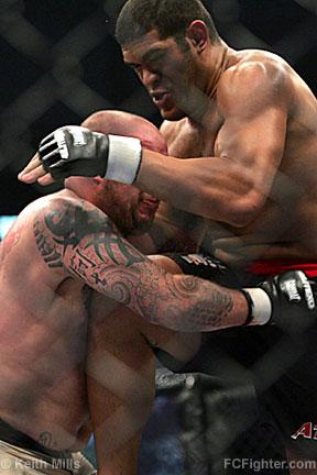Antonio Silva steroids MMA EliteXC